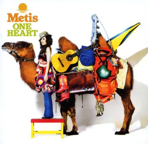【中古】ONE HEART(初回限定盤)(DVD付)/Metis