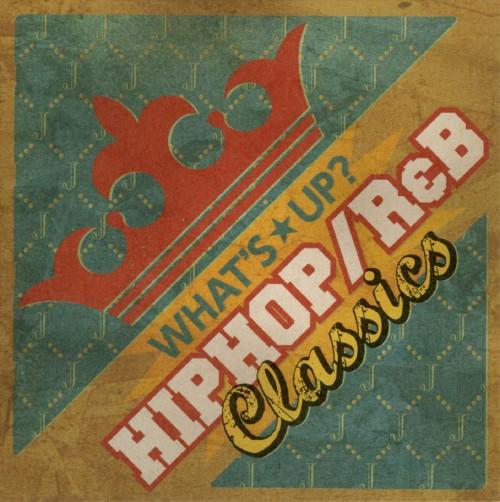 【中古】ワッツ・アップ? J−HIPHOP/R&B クラシックス−/オムニバス