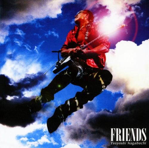 【中古】FRIENDS(初回限定盤)(DVD付)/長渕剛