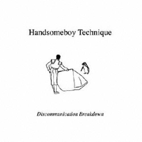 【中古】Discommunication Breakdown/Handsomeboy Technique