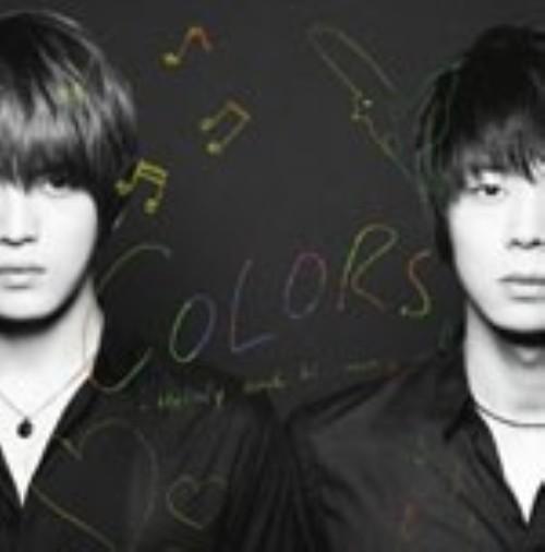 【中古】COLORS 〜Melody and Harmony〜/Shelter(DVD付)/JEJUNG & YUCHUN(from 東方神起)