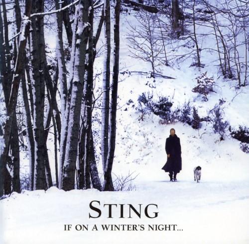 【中古】ウィンターズ・ナイト(初回生産限定盤)(DVD付)/スティング