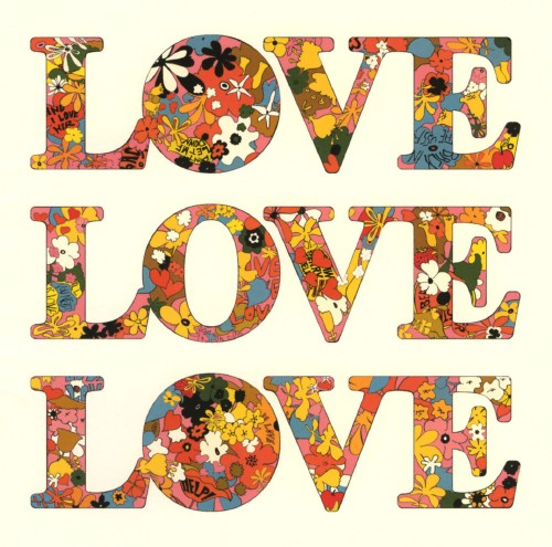 【中古】LOVE LOVE LOVE/オムニバス