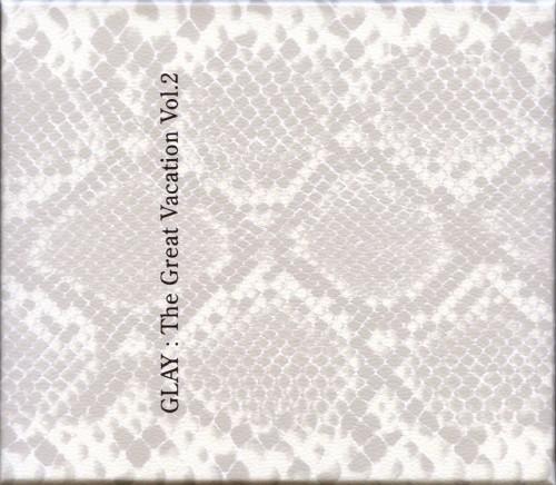 【中古】THE GREAT VACATION VOL.2〜SUPER BEST OF GLAY〜(初回限定盤B)(DVD付)/GLAY