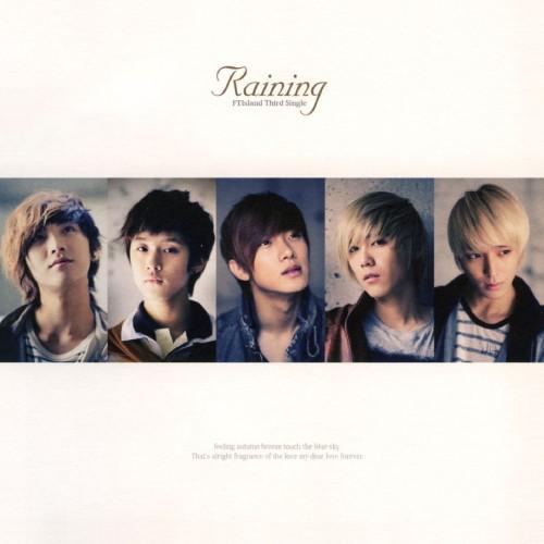 【中古】Raining(DVD付)/FTISLAND