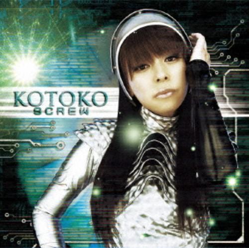 【中古】SCREW(初回限定盤)(DVD付)/KOTOKO