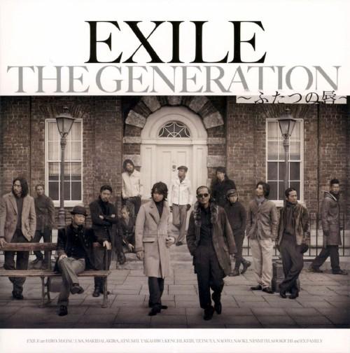【中古】THE GENERATION 〜ふたつの唇〜/EXILE