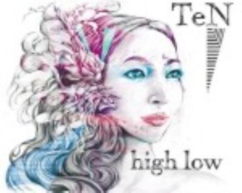 【中古】high low/TeN
