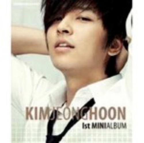 【中古】1st Mini Album/キム・ジョンフン