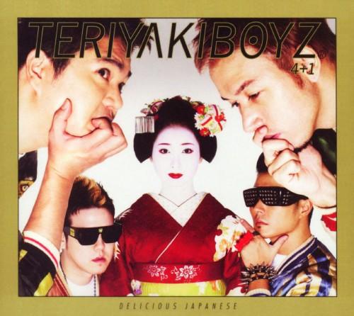 【中古】DELICIOUS JAPANESE(DVD付)/TERIYAKI BOYZ