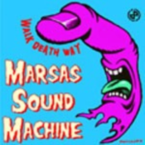 【中古】WALK DEATH WAY/MARSAS SOUND MACHINE