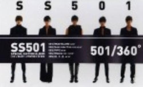 【中古】Rebirth Special Edition(韓国盤)/SS501