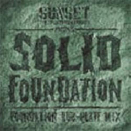 【中古】SOLID FOUNDATION/SUNSET the platinum sound
