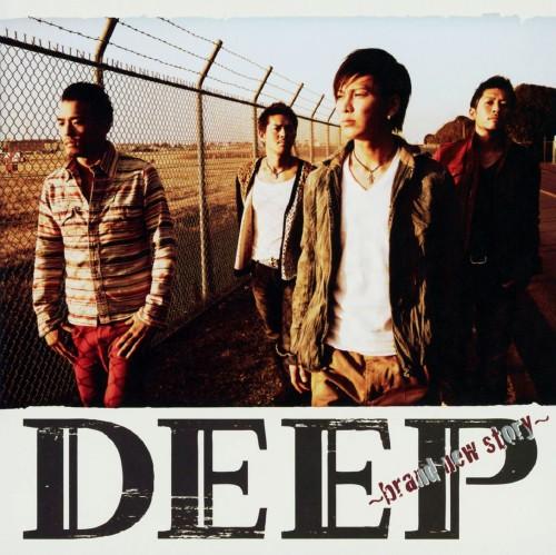 【中古】DEEP 〜brand new story〜(DVD付)/DEEP