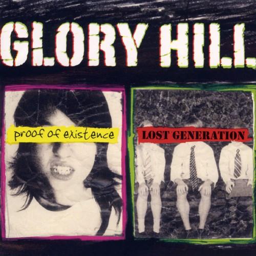 【中古】proof of existence/LOST GENERATION(初回生産限定盤)/GLORY HILL