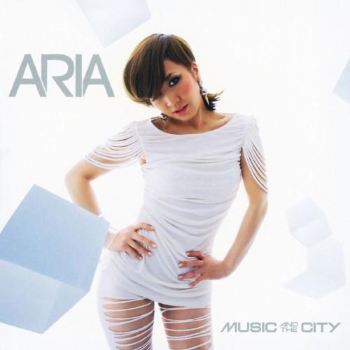 【中古】MUSIC AND THE CITY(DVD付)/ARIA