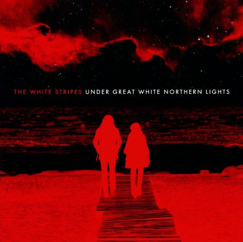 【中古】アンダー・ザ・グレイト・ホワイト・ノーザン・ライツ(DVD付)/ザ・ホワイト・ストライプス