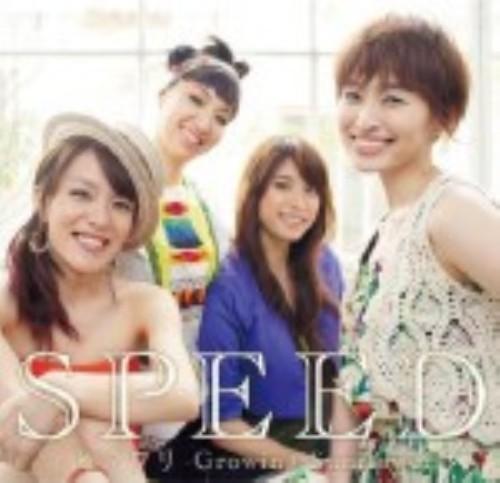 【中古】ヒマワリ −Growing Sunflower−(DVD付)/SPEED