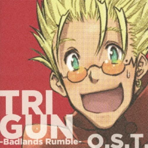 【中古】TRIGUN Badlands Rumble オリジナルサウンドトラック/アニメ・サントラ
