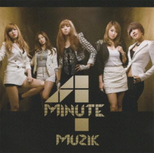 【中古】Muzik(初回限定盤A)(DVD付)/4Minute