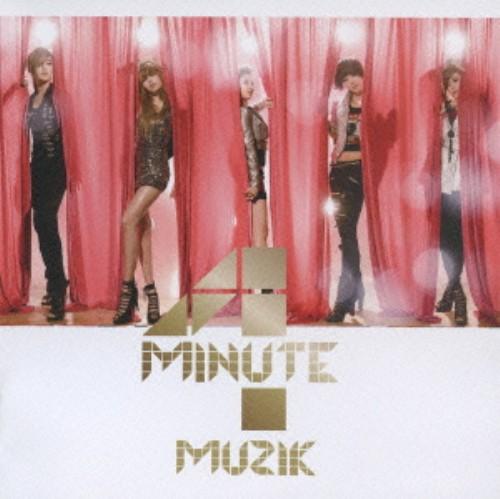 【中古】Muzik(初回限定盤B)(DVD付)/4Minute