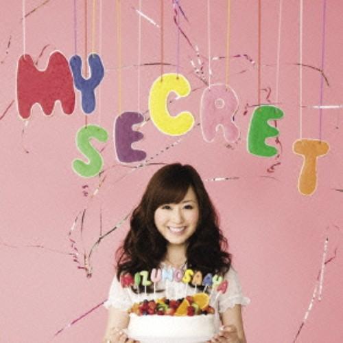【中古】My Secret(初回限定盤)(DVD付)/水野佐彩