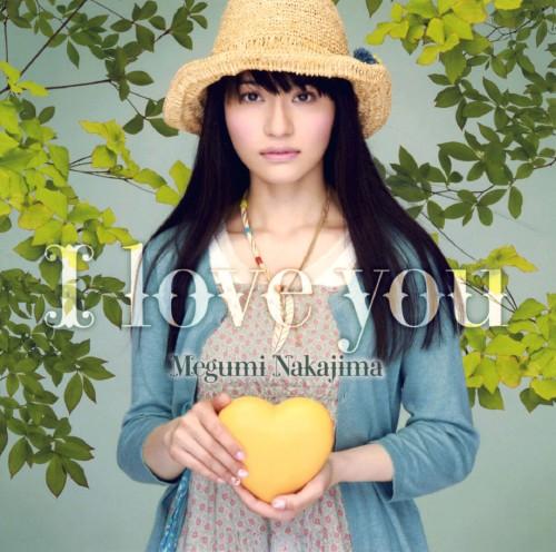 【中古】I love you/中島愛