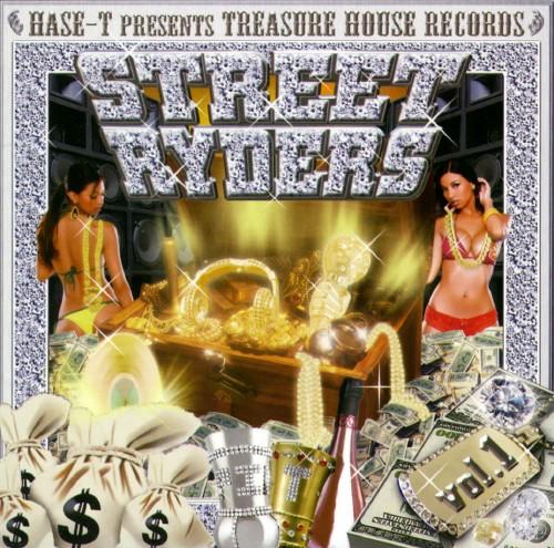 【中古】HASE−T Presents TREASURE HOUSE RECORDS STREET RYDERS VOL.1/オムニバス