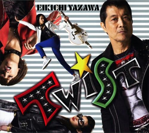 【中古】TWIST(初回限定盤)(DVD付)/矢沢永吉