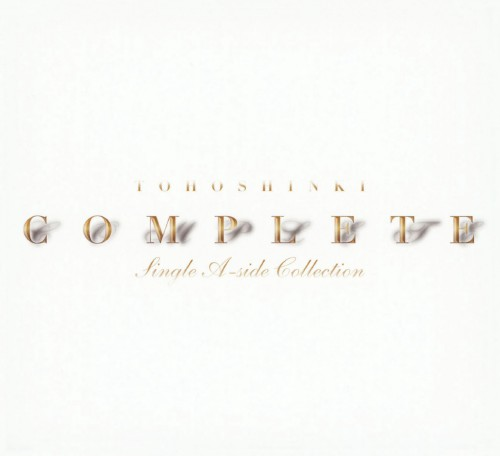 【中古】COMPLETE −SINGLE A−SIDE COLLECTION−(初回限定盤)/東方神起