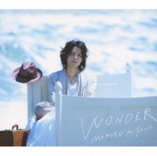 【中古】WONDER(初回限定盤)(DVD付)/宮野真守