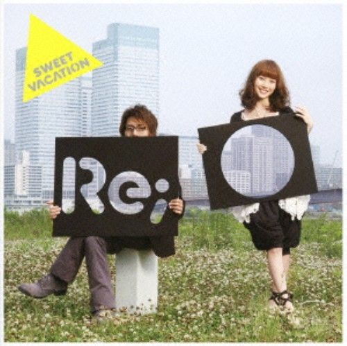 【中古】Re;未来派宣言(初回限定盤)(DVD付)/Sweet Vacation