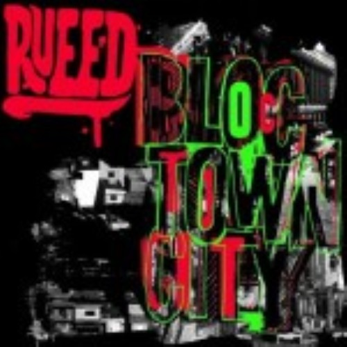 【中古】BLOC,TOWN,CITY/RUEED