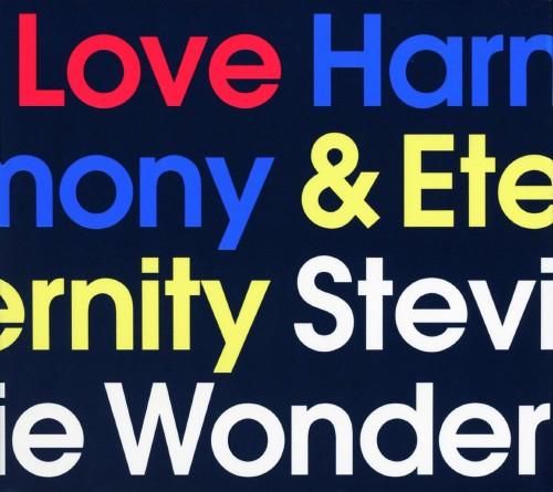【中古】ラヴ、ハーモニー&エタニティ〜グレイテスト50・オブ・スティーヴィー・ワンダー(初回限定盤)/スティーヴィー・ワンダー