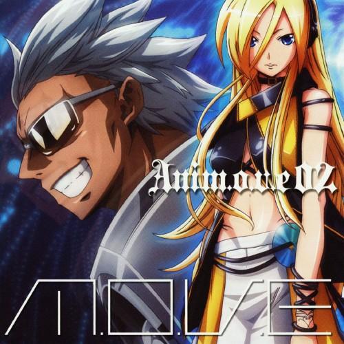 【中古】anim.o.v.e 02(DVD付)/m.o.v.e