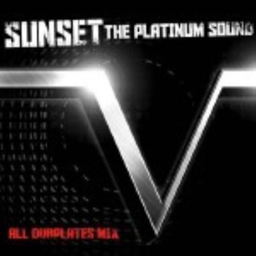 【中古】SUNSET the platinum sound V/SUNSET the platinum sound