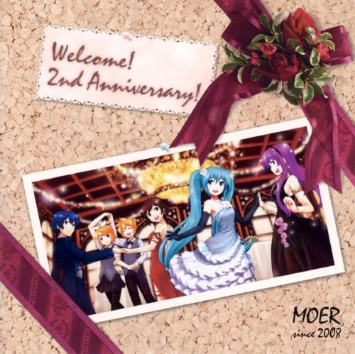 【中古】MOER feat.初音ミク−2nd anniversary−/オムニバス