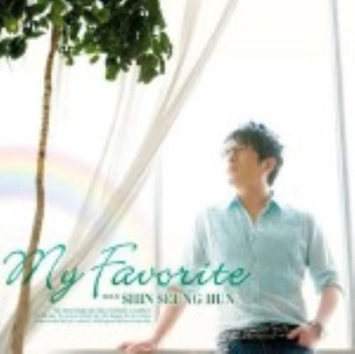 【中古】My Favorite(初回限定盤)(DVD付)/シン・スンフン