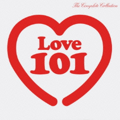 【中古】101のラブソング/オムニバス