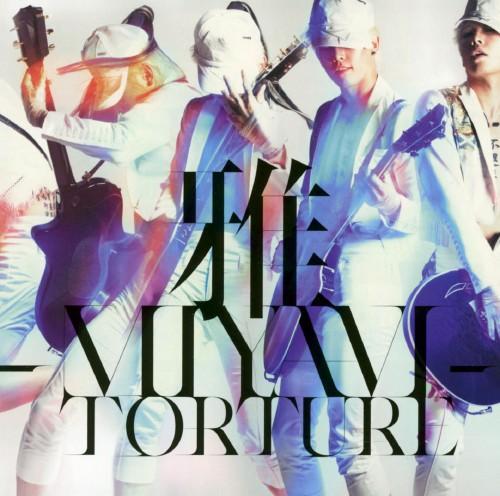 【中古】TORTURE/雅−MIYAVI−