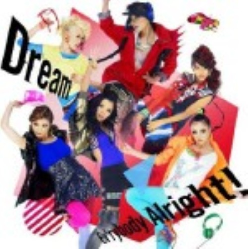 【中古】Ev'rybody Alright!(DVD付)/Dream