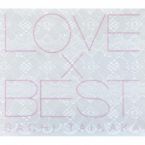 【中古】LOVE×BEST(初回限定盤)(DVD付)/タイナカサチ