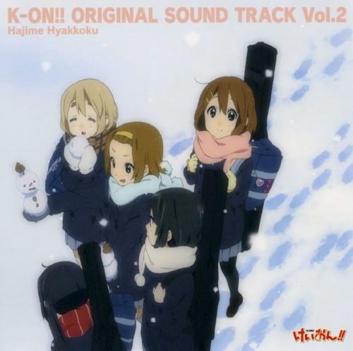 【中古】「けいおん!!」〜K−ON!! ORIGINAL SOUND TRACK Vol.2/アニメ・サントラ