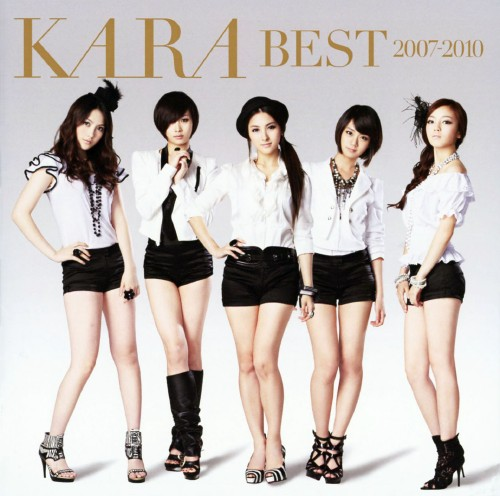 【中古】KARA BEST 2007−2010(初回限定盤)(DVD付)/KARA