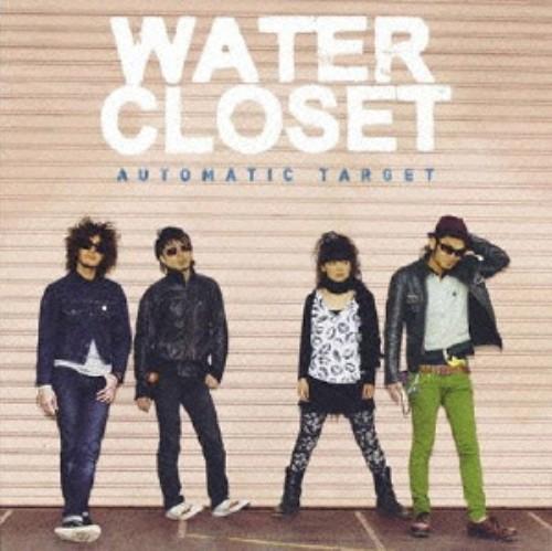 【中古】automatic target/WATER CLOSET