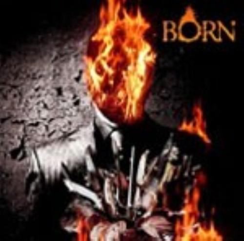 【中古】BLACK DEAD MUZIC(DVD付)/BORN