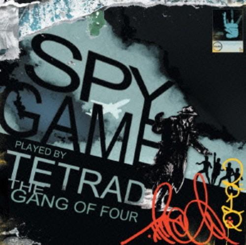 【中古】SPY GAME/TETRAD THE GANG OF FOUR