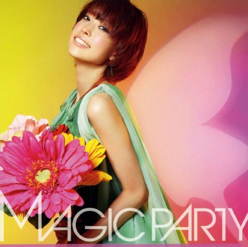 【中古】エガオノマホウ(期間限定生産盤)(DVD付)/MAGIC PARTY