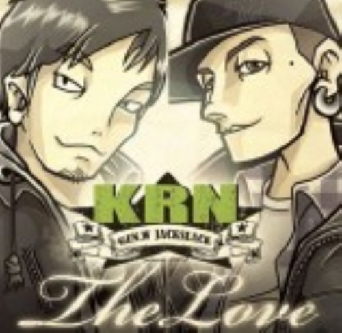 【中古】THE LOVE/KRN−GEN.W&JACKSLACK