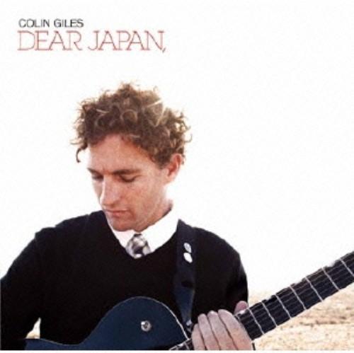 【中古】DEAR JAPAN/COLIN GILES